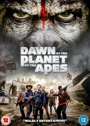 Dawn of the Planet of the Apes Online DVD Rental