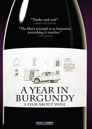 A Year in Burgundy Online DVD Rental