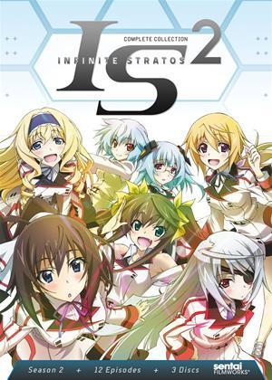 Rent Infinite Stratos: Series 2 Online DVD Rental