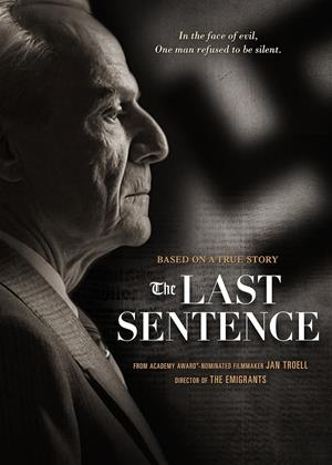 The Last Sentence Online DVD Rental