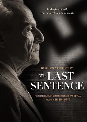 Rent The Last Sentence (aka Dom över död man) Online DVD Rental