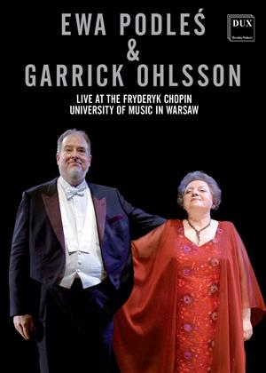 Rent Ewa Podles and Garrick Ohlsson: Live at the Frédéric Chopin... Online DVD Rental
