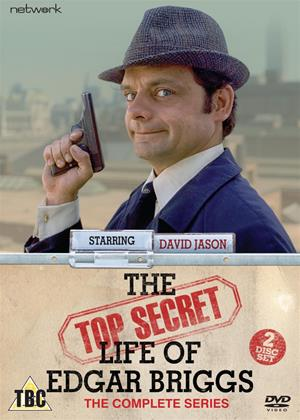 Rent The Top Secret Life of Edgar Briggs Online DVD Rental