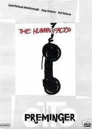 Rent The Human Factor Online DVD Rental