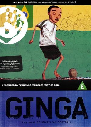Rent Ginga (aka Ginga: The Soul of Brasilian Football) Online DVD Rental