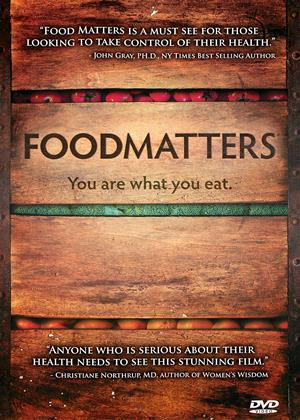Food Matters Online DVD Rental