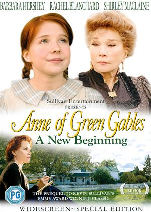 Anne of Green Gables: A New Beginning Online DVD Rental