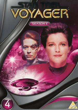 Star Trek: Voyager: Series 4 Online DVD Rental