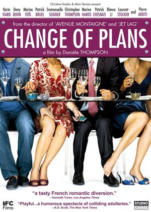 Change of Plans Online DVD Rental