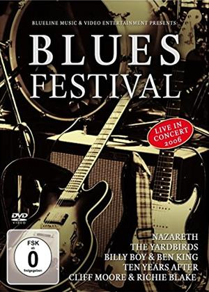 Blues Festival Online DVD Rental