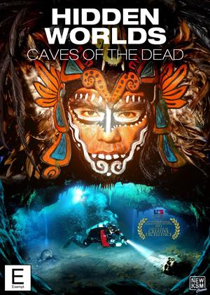 Hidden Worlds: Caves of the Dead Online DVD Rental