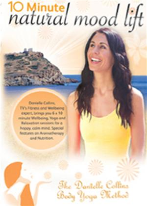 Danielle Collins: 10 Minute Natural Mood Lift Online DVD Rental