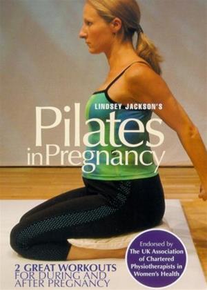 Rent Pilates in Pregnancy Online DVD Rental