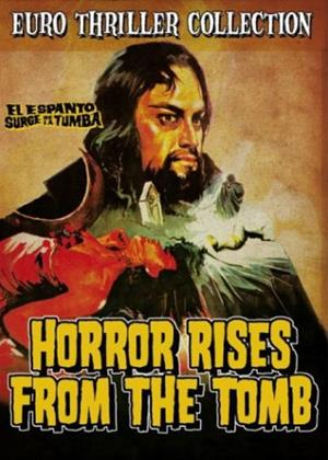 Horror Rises from the Tomb Online DVD Rental