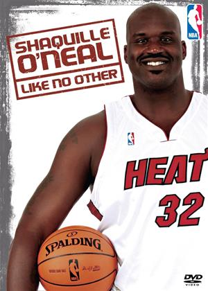 NBA Shaquille O'Neal: Like No Other Online DVD Rental