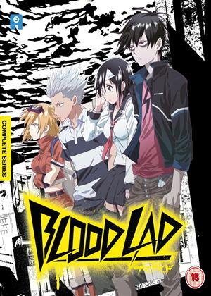Blood Lad: Series Online DVD Rental