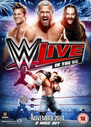 Rent WWE: Live in the UK: November 2014 Online DVD Rental