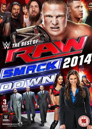 Rent WWE: The Best of Raw and Smackdown 2014 Online DVD Rental