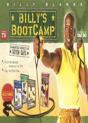 Billy Blanks: Billy's Bootcamp Kit Online DVD Rental