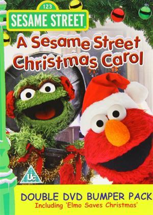 Rent Sesame Street Christmas Carol/Elmo Saves Christmas Double Online DVD Rental