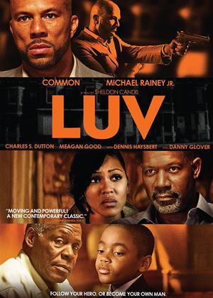 LUV Online DVD Rental