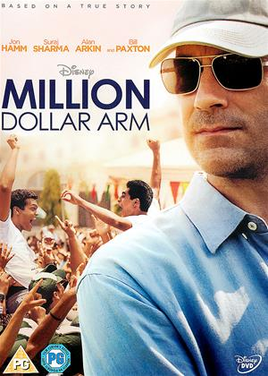Million Dollar Arm Online DVD Rental