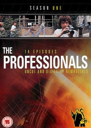 The Professionals: Series 1 Online DVD Rental