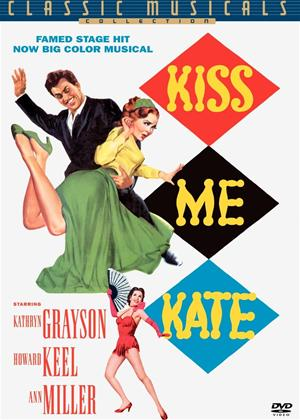 Kiss Me Kate Online DVD Rental