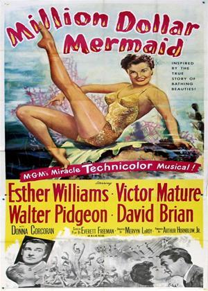 Rent Million Dollar Mermaid Online DVD Rental