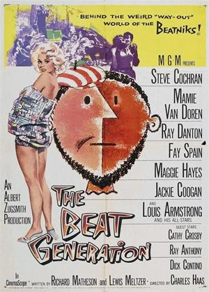 Rent The Beat Generation Online DVD Rental
