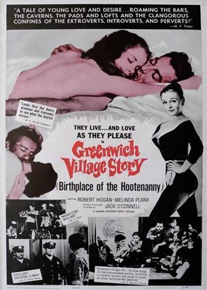 Rent Greenwich Village Story Online DVD Rental
