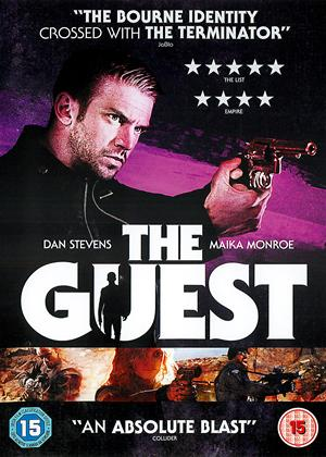 The Guest Online DVD Rental