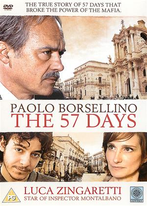 Paolo Borsellino: The 57 Days Online DVD Rental