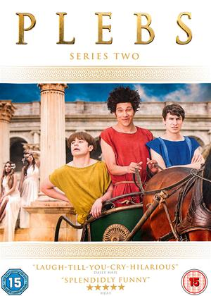 Plebs: Series 2 Online DVD Rental