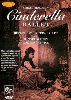 Cinderella Ballet: Berlin Comic Opera Ballet Online DVD Rental