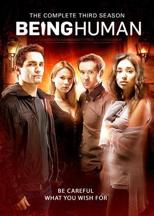 Rent Being Human (US): Series 3 Online DVD Rental