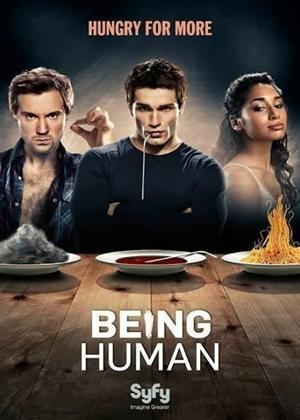 Rent Being Human (US): Series 4 Online DVD Rental