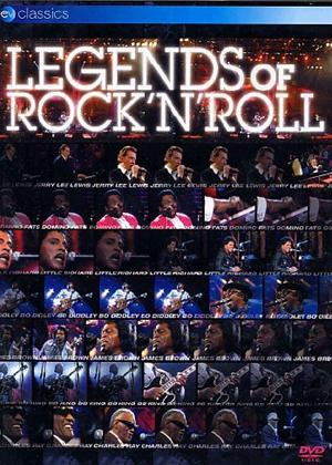 Rent Legends of Rock 'n' Roll Online DVD Rental