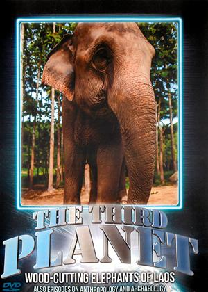 The Third Planet: Wood-Cutting Elephants of Laos Online DVD Rental