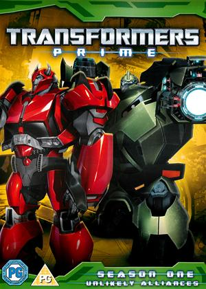 Transformers Prime: Series 1: Part 4 Online DVD Rental