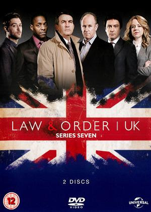 Law and Order UK: Series 7 Online DVD Rental