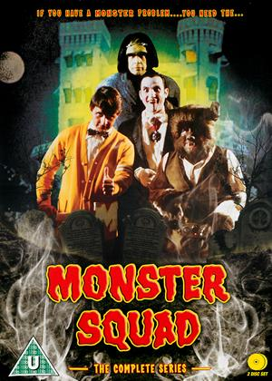 Monster Squad: The Complete Series Online DVD Rental