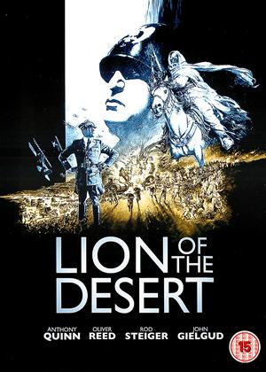 Lion of the Desert Online DVD Rental