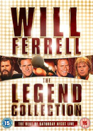 Will Ferrell: The Legend Collection: The Best of Saturday Night Live Online DVD Rental