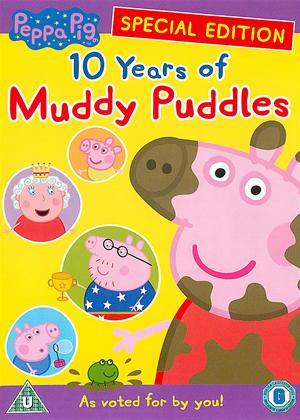 Peppa Pig: 10 Years of Muddy Puddles Online DVD Rental