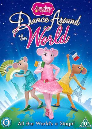 Angelina Ballerina: Dance Around the World Online DVD Rental