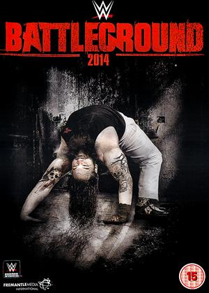 WWE: Battleground 2014 Online DVD Rental
