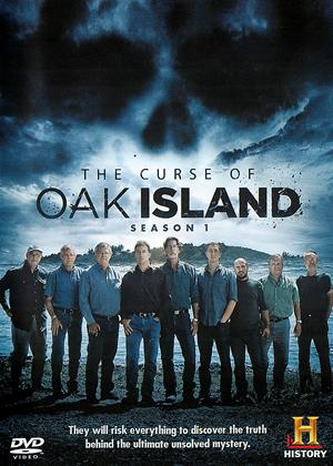 Rent The Curse of Oak Island: Series 1 Online DVD Rental