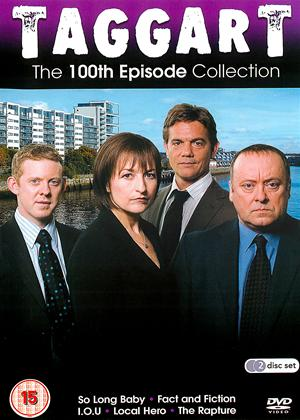 Taggart: The 100th Episode Collection Online DVD Rental