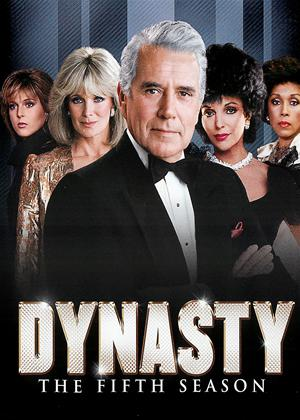 Dynasty: Series 5 Online DVD Rental